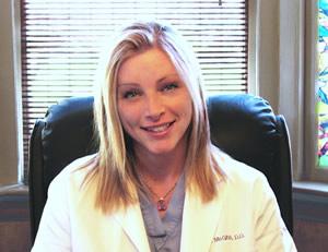 Dr. Christine McGinn Before Surgery